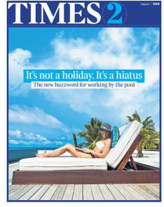 The Times Times 2 - 1 August 2019
