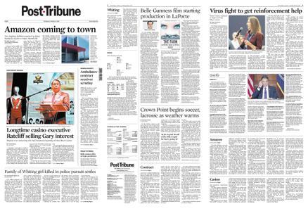 Post-Tribune – March 04, 2021