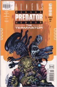 Aliens v Predator v Terminator #1 of 4