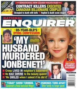 National Enquirer - February 12, 2018