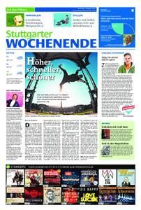 Stuttgarter Wochenende - Auf den Fildern - 05. Oktober 2019
