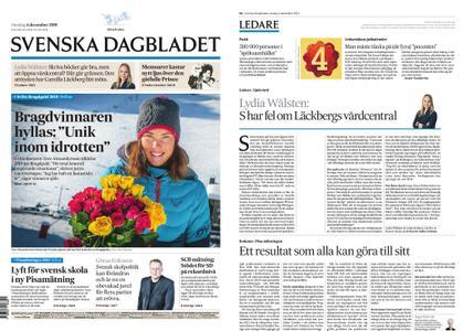 Svenska Dagbladet – 04 december 2019