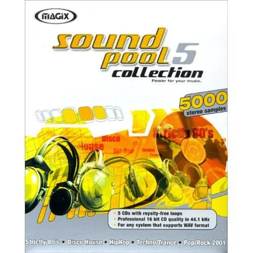 Magix Sound Pool Collection 5