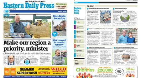 Eastern Daily Press – June 28, 2021