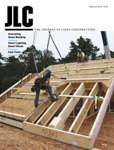 The Journal of Light Construction - February 2019