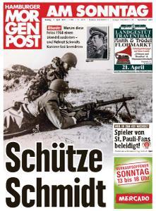 Hamburger Morgenpost - 7 April 2019