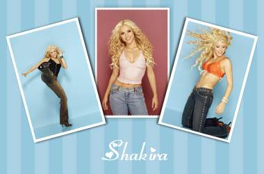 Shakira (New HQ Pictures)