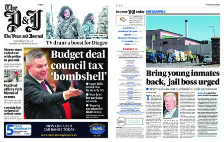 The Press and Journal Moray – February 01, 2019