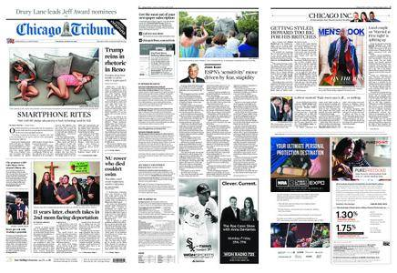 Chicago Tribune – August 24, 2017