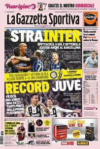 La Gazzetta dello Sport - 4 Novembre 2018