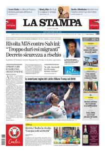 La Stampa Imperia e Sanremo - 8 Luglio 2019