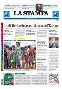 La Stampa Imperia e Sanremo - 6 Maggio 2020