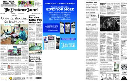 The Providence Journal – July 08, 2019