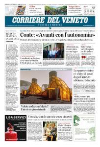 Corriere del Veneto Venezia e Mestre – 14 ottobre 2018