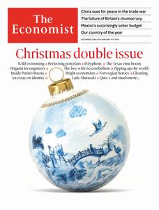 The Economist Middle East and Africa Edition – 22 December 2018