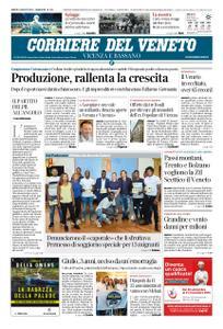 Corriere del Veneto Vicenza e Bassano – 03 agosto 2019