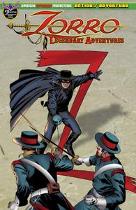 Zorro - Legendary Adventures 003 (2019) (digital) (Son of Ultron-Empire