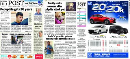 The Guam Daily Post – January 16, 2020