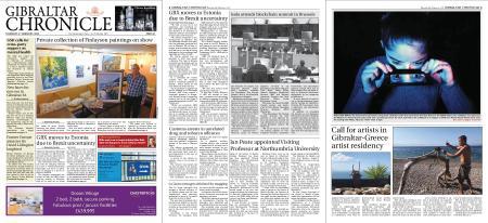 Gibraltar Chronicle – 06 February 2020