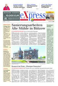 Güstrow Express - 24. Juni 2020