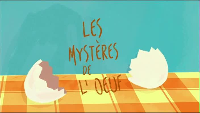 (Fr5) Les mystères de l'œuf (2015)