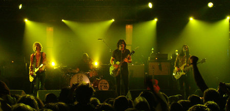 The Raconteurs LIVE AT LEEDS Festival 2006, {PRO SHOT DVD BOOTLEG >> XviD Video]