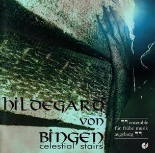 Hildegard von Bingen - Celestial Stairs - Ensemble für frühe Musik Augsburg (1997) {Christophorus CHR77205}