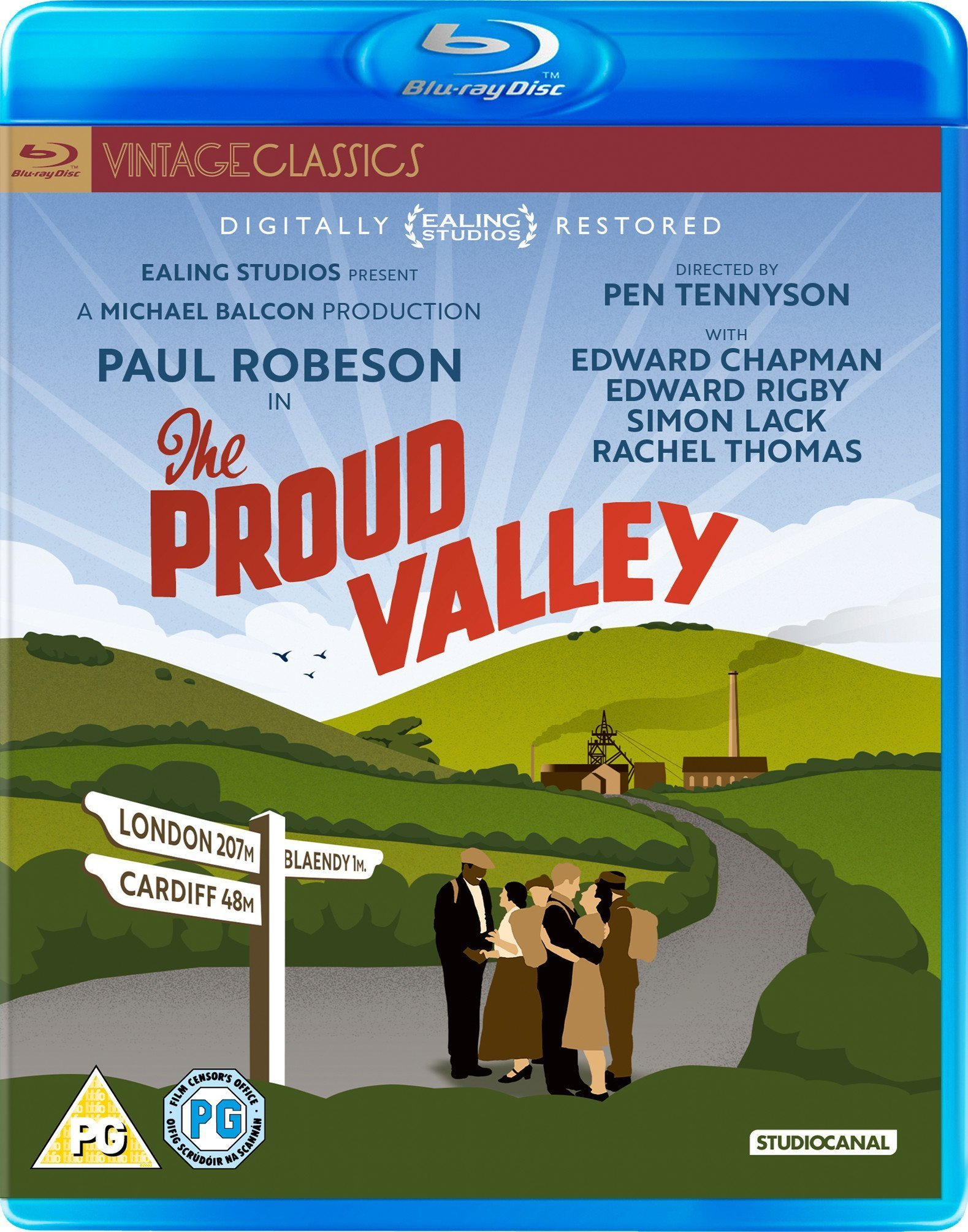 The Proud Valley (1940)