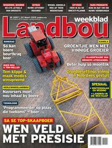 Landbouweekblad - 22 Maart 2019