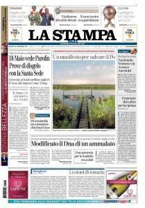 La Stampa Imperia e Sanremo - 16 Novembre 2017
