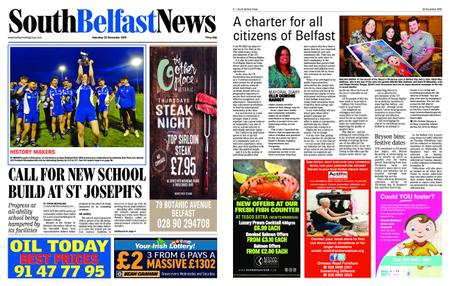 South Belfast News – December 19, 2018