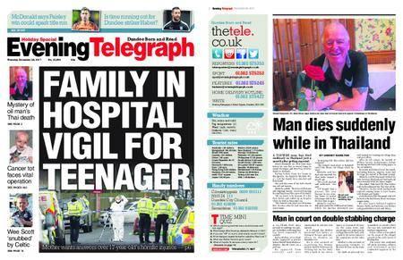 Evening Telegraph First Edition – December 28, 2017