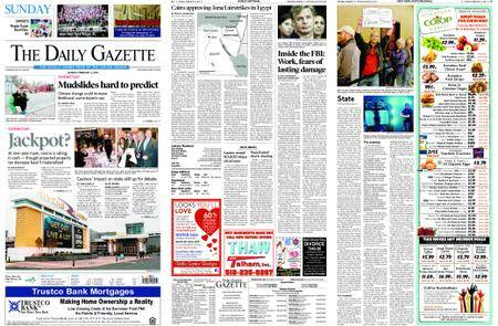 The Daily Gazette – February 04, 2018