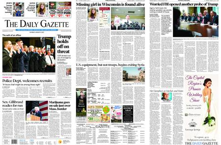 The Daily Gazette – January 12, 2019