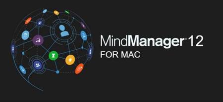 Mindjet MindManager for Mac 12.1.177 Multilingual
