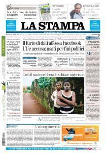 La Stampa Torino Provincia e Canavese - 20 Marzo 2018