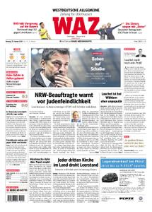WAZ Westdeutsche Allgemeine Zeitung Oberhausen-Sterkrade - 25. Februar 2019