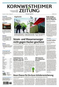 Kornwestheimer Zeitung - 09. April 2019