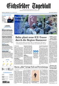 Eichsfelder Tageblatt – 19. März 2019