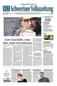 Schweriner Volkszeitung Hagenower Kreisblatt - 28. Dezember 2019