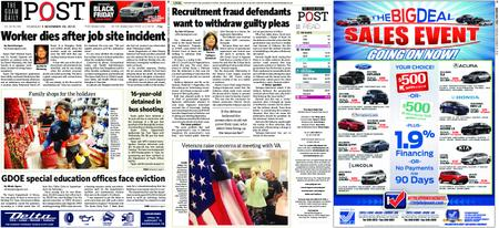 The Guam Daily Post – November 29, 2018