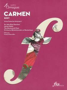 John Eliot Gardiner, Orchestre Revolutionnaire et Romantique, Anna Caterina Antonacci, Andrew Richards - Bizet: Carmen (2010)