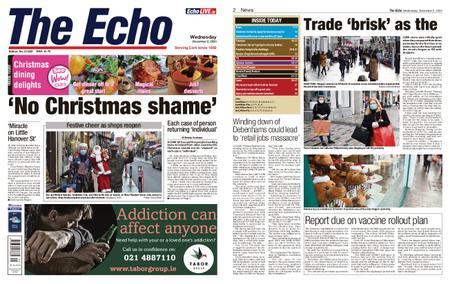 Evening Echo – December 02, 2020