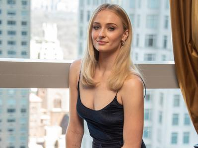 Sophie Turner - Game of Thrones Season 8 Press Conference in New York on April 4, 2019