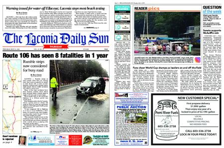 The Laconia Daily Sun – July 11, 2019