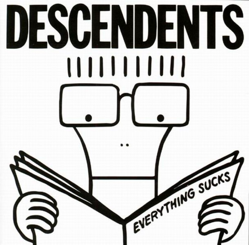 Descendents - Everything Sucks (FLAC)
