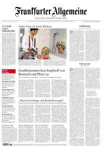 Frankfurter Allgemeine Zeitung - 3 Dezember 2020