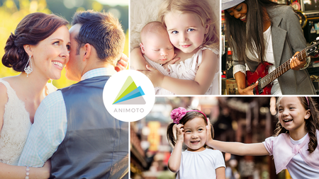 Using Animoto Slideshow Videos to Grow Your Photography Business