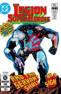 Legion of Super-Heroes 290 digital LP