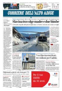 Corriere dell'Alto Adige – 29 dicembre 2019